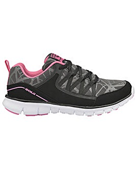 Gola Luna ladies lace up sports trainers