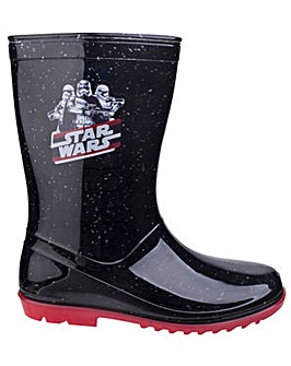 Star Wars Boys Wellington Boots