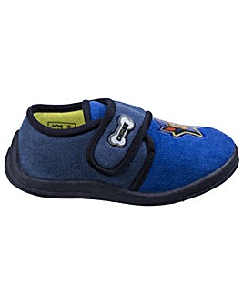 Paw Patrol Boys Touch Fastening Slipper