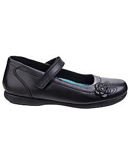 Hush Puppies Mia Junior School Shoe