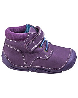 Hush Puppies Lily Girls Pre-Walkers Shoe