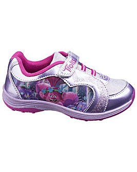 Trolls Girls Touch Fastening Trainer
