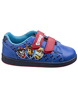 Paw Patrol Touch Fastening Boys Trainer