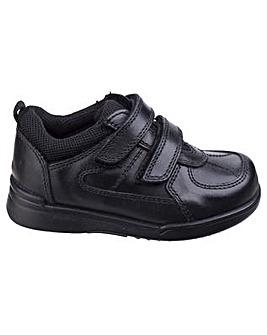 Hush Puppies Liam Boys School Shoe