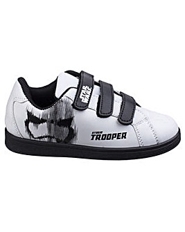 Star Wars Boys Touch Fastening Trainer