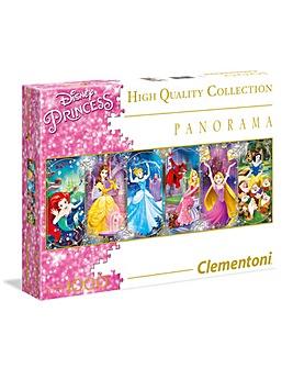 Disney Princess Panorama 1000pc Puzzle