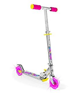 Nebulus Scooter Pink