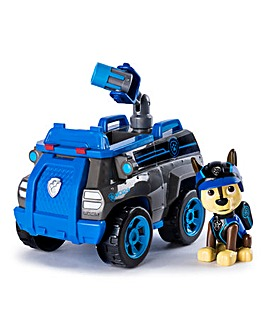 Mission Paw Vehicle Chase