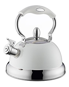 Typhoon Living Cream Stovetop Kettle
