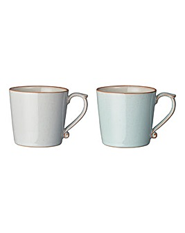 Denby Always Entertaining 2PC Mug Set