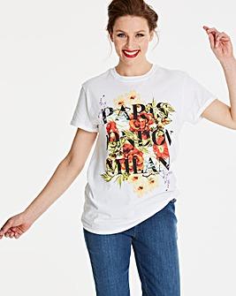PARIS/ LONDON/ MILAN T-Shirt