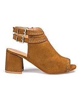 Alix Shoe Boots Wide Fit