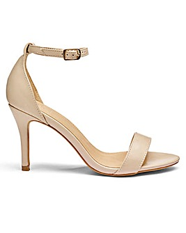 Sole Diva Sophie Barely There EEE Fit