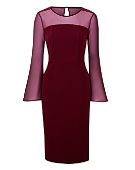 Berry Magisculpt Dress