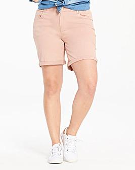 Sadie Relaxed Denim Shorts