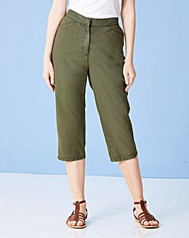 Value Cotton Crop Trouser