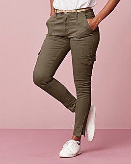 Combat Tapered Leg Trousers Regular