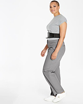 PVL Wide Leg Trousers Short