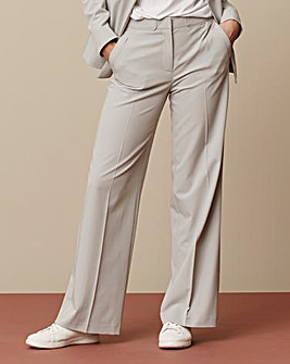 PVL Wide Leg Trousers Long