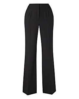 Tailored Bootcut Trousers Regular