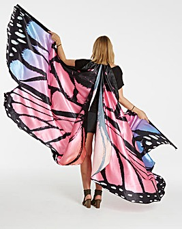 Club L Dress Up Cape Butterfly Wings