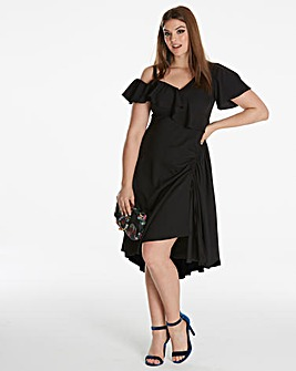 Simply Be Asymmetric Dress