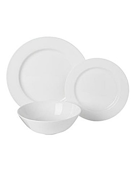Fine China 12-Piece Dinner Set