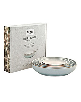 Deli by Denby 4pc Nesting Bowls