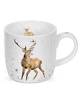 Wrendale Wild at Heart Fine China Mug