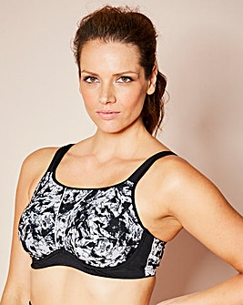 High Impact Wired Sports Bra