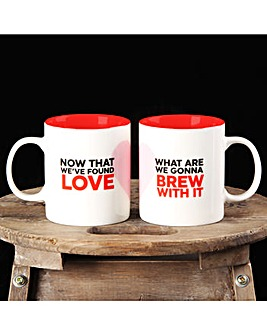 Musicology Mugs Now That We Found Love