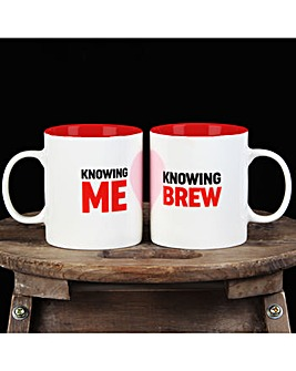 Musicology Mugs Knowing Me Knowing Brew