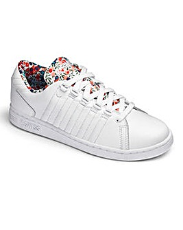 K-Swiss Lozan Liberty Print Trainers