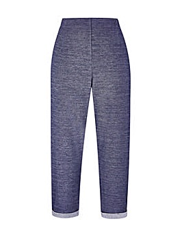Grace regular fit crop trouser