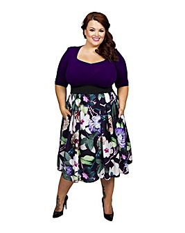 Scarlett & Jo Sweetheart 2-in-1 Dress
