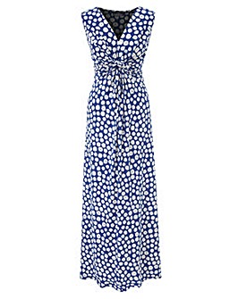 Grace Made in Britain polka maxi