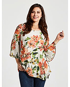 Celuu Sheena Print Blouse