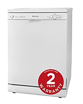 Russell Hobbs RHDW2 Dishwasher Install