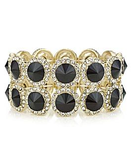 Mood Crystal Halo Bracelet