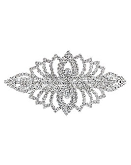 Mood Diamante Crystal Hair Clip