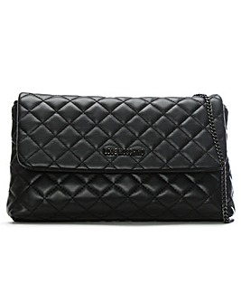 Love Moschino Quilted Cross-Body Bag