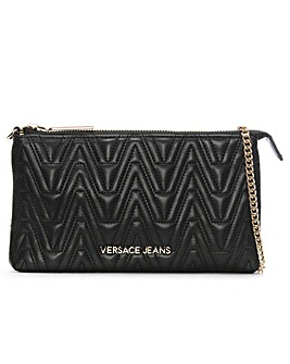 Versace Jeans Quilted Mini CrossBody Bag