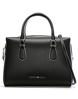 Emporio Armani Wilma Top Zip Day Bag