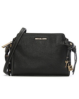 Michael Kors Contrast Stitch Cross-Body
