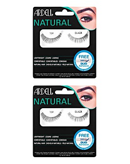 Ardell Fashion Lashes 109 Blk/ 109 Blk
