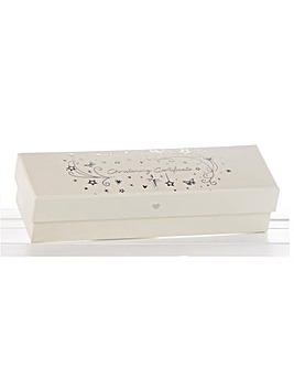 Christening Certificate Box