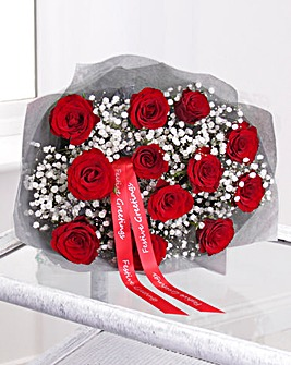 Personalised Magic and Sparkle Bouquet