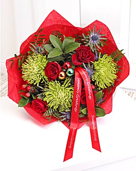 Personalised Bauble Bouquet