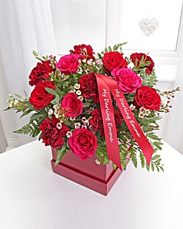 Romantic Hat Box
