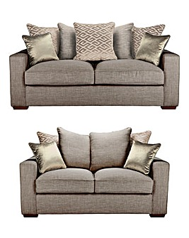Larissa 3 plus 2 Seater Sofa